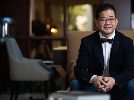 盈科资本董事长钱明飞获中国创投金鹰奖年度投资人称号